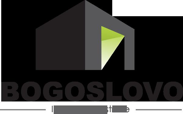 Логотип �ндустриальный парк Богослово